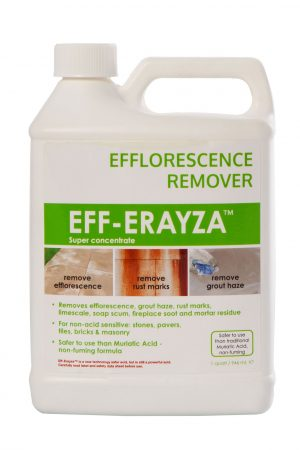 Image of Dry Treat Eff Erayza environmentally friendly efflorescence remover for natural stone